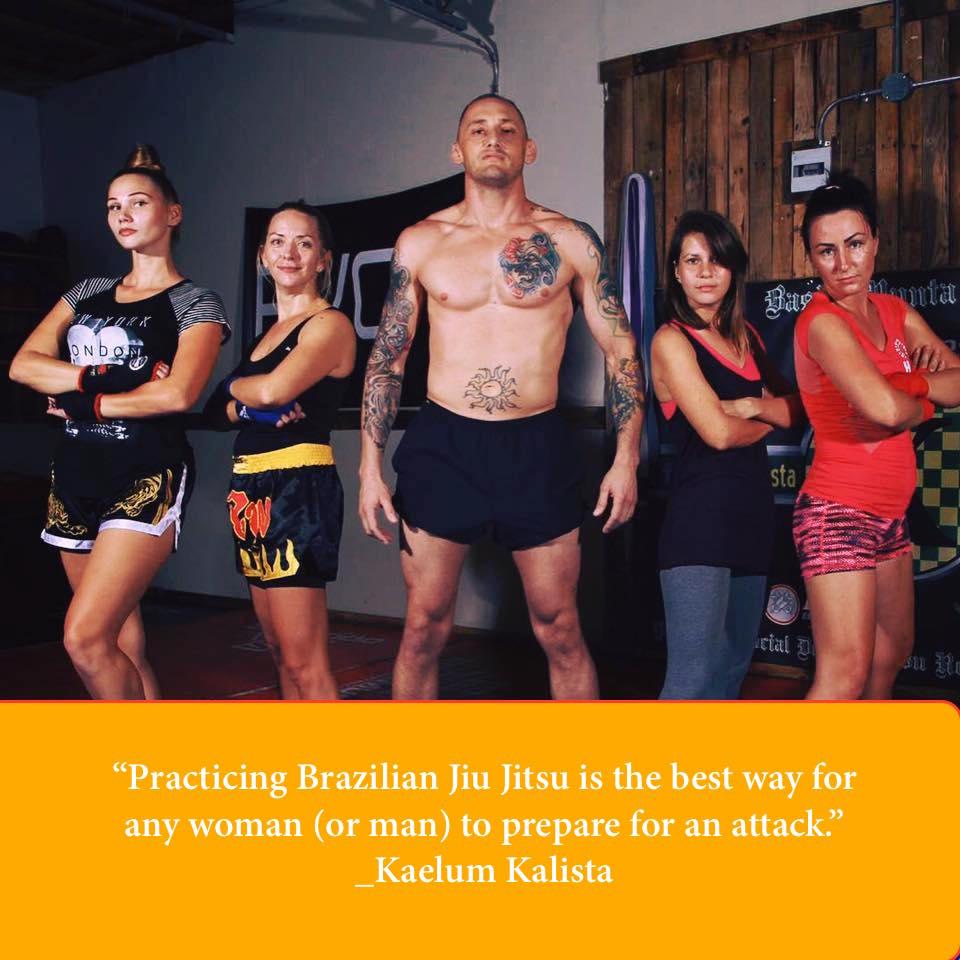 Kalista Women Empowerment BJJ