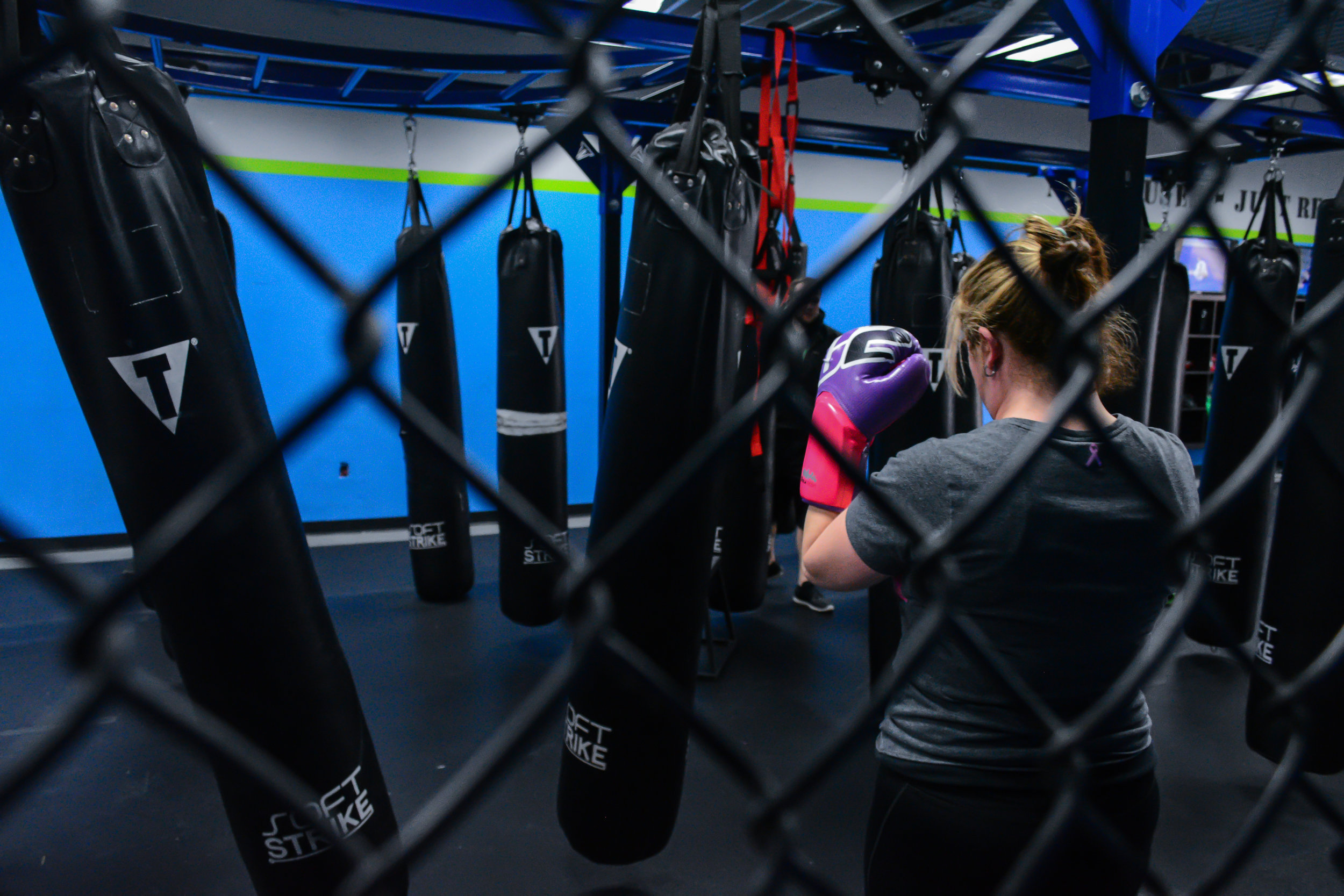 Fitness Kickboxing Bags In Oak Creek