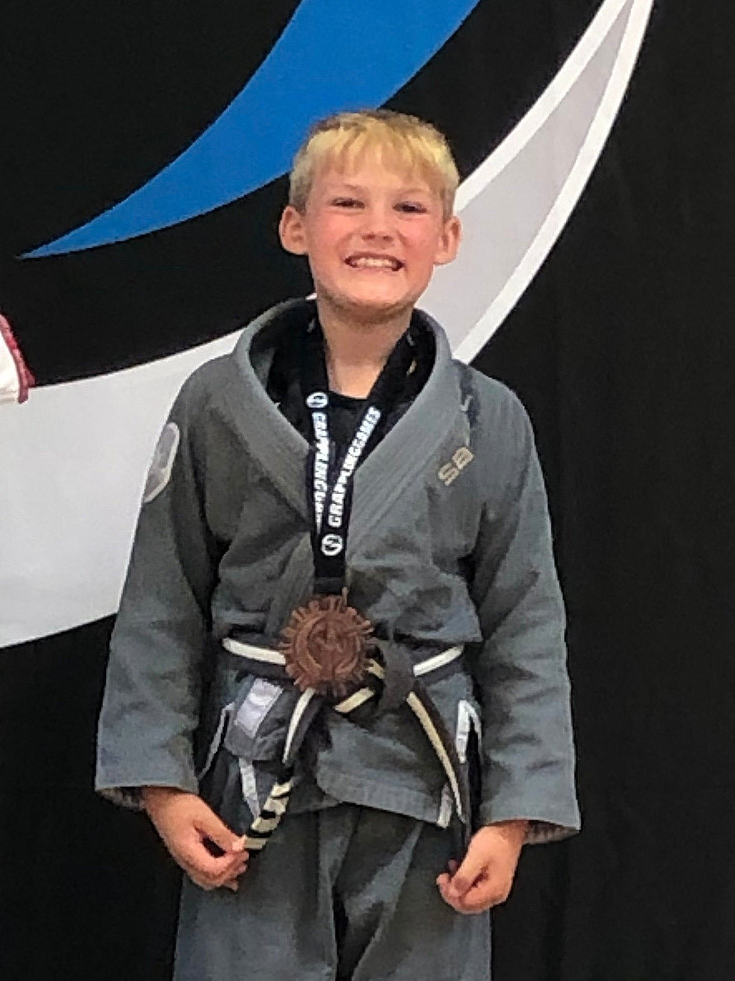 Kids Brazilian Jiu Jitsu Tournament Nova Gyms Oak Creek Wisconsin