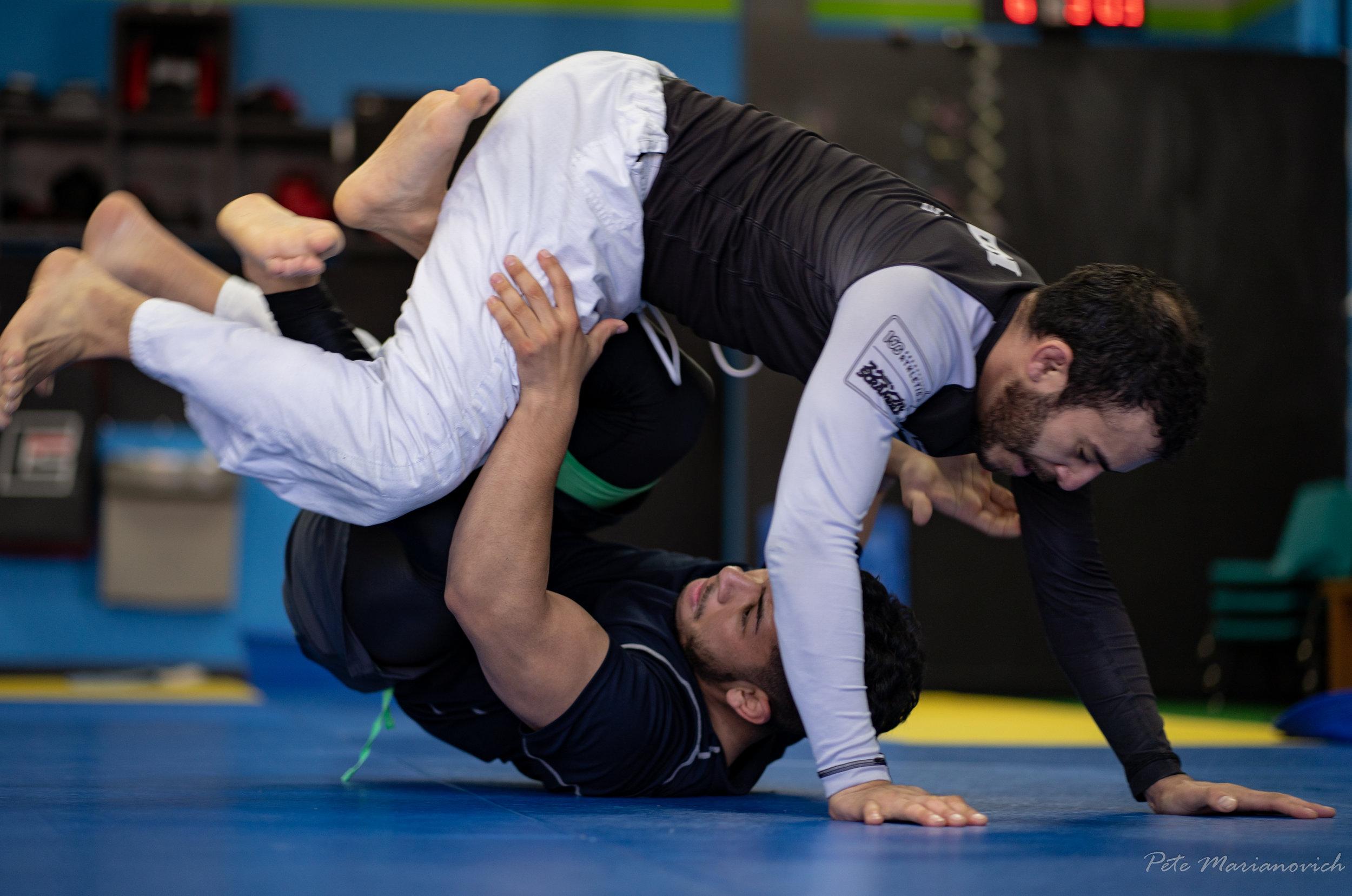 No Gi Brazilian Jiu jitsu At Nova Oak Creek