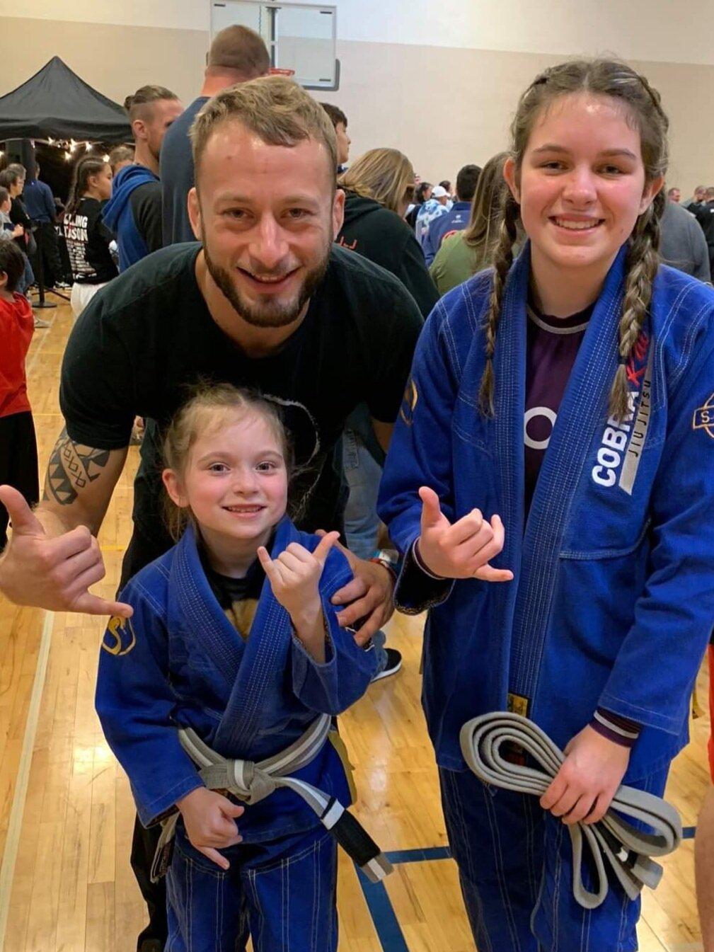 NOVA gym Brazilian Jiu Jitsu BJJ Oak Creek Milwaukee WI Kids Tournament