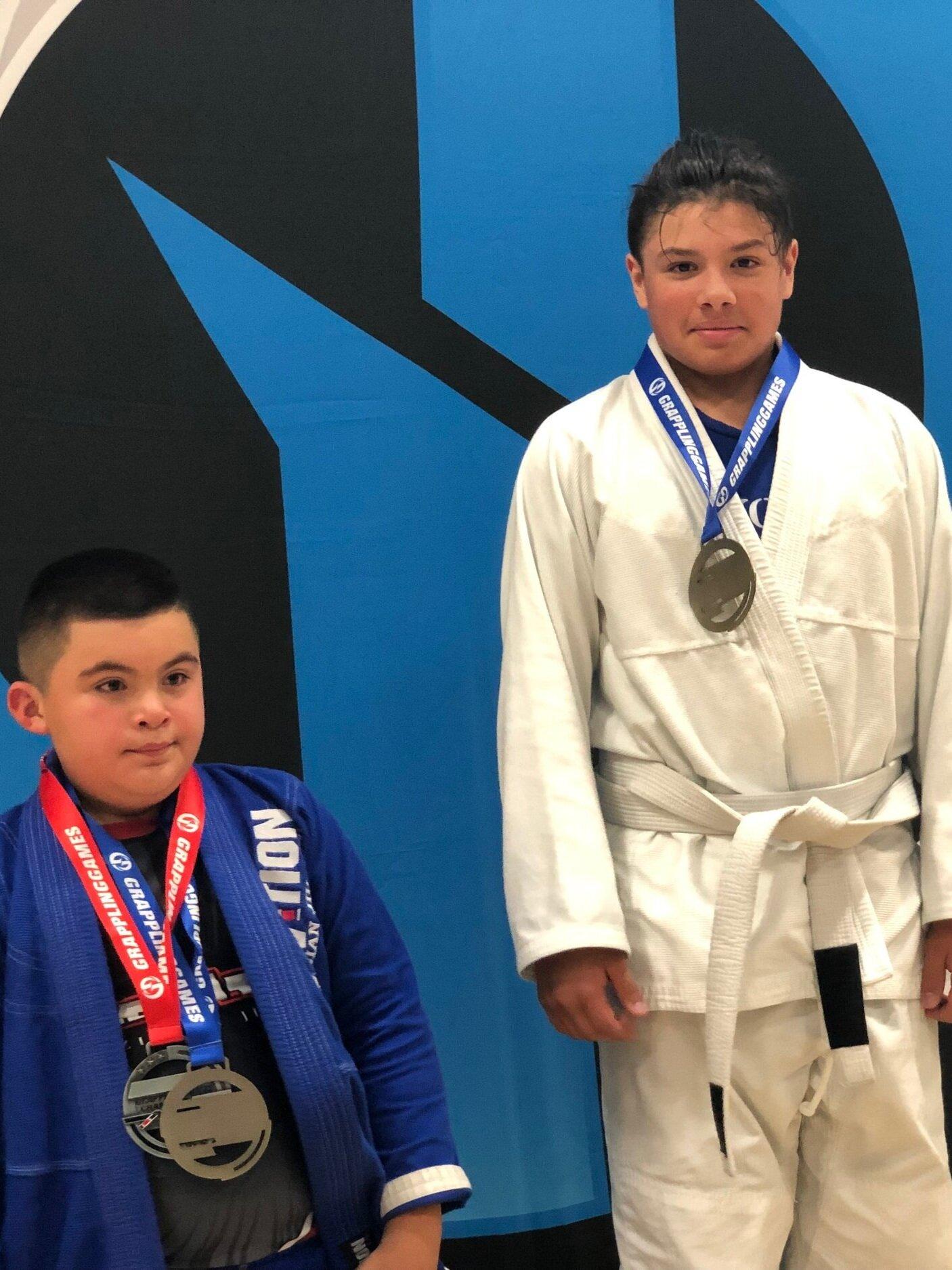 Kids BJJ Tournament Nova Gyms Oak Creek WI Milwaukee Brazilian Jiu Jitsu