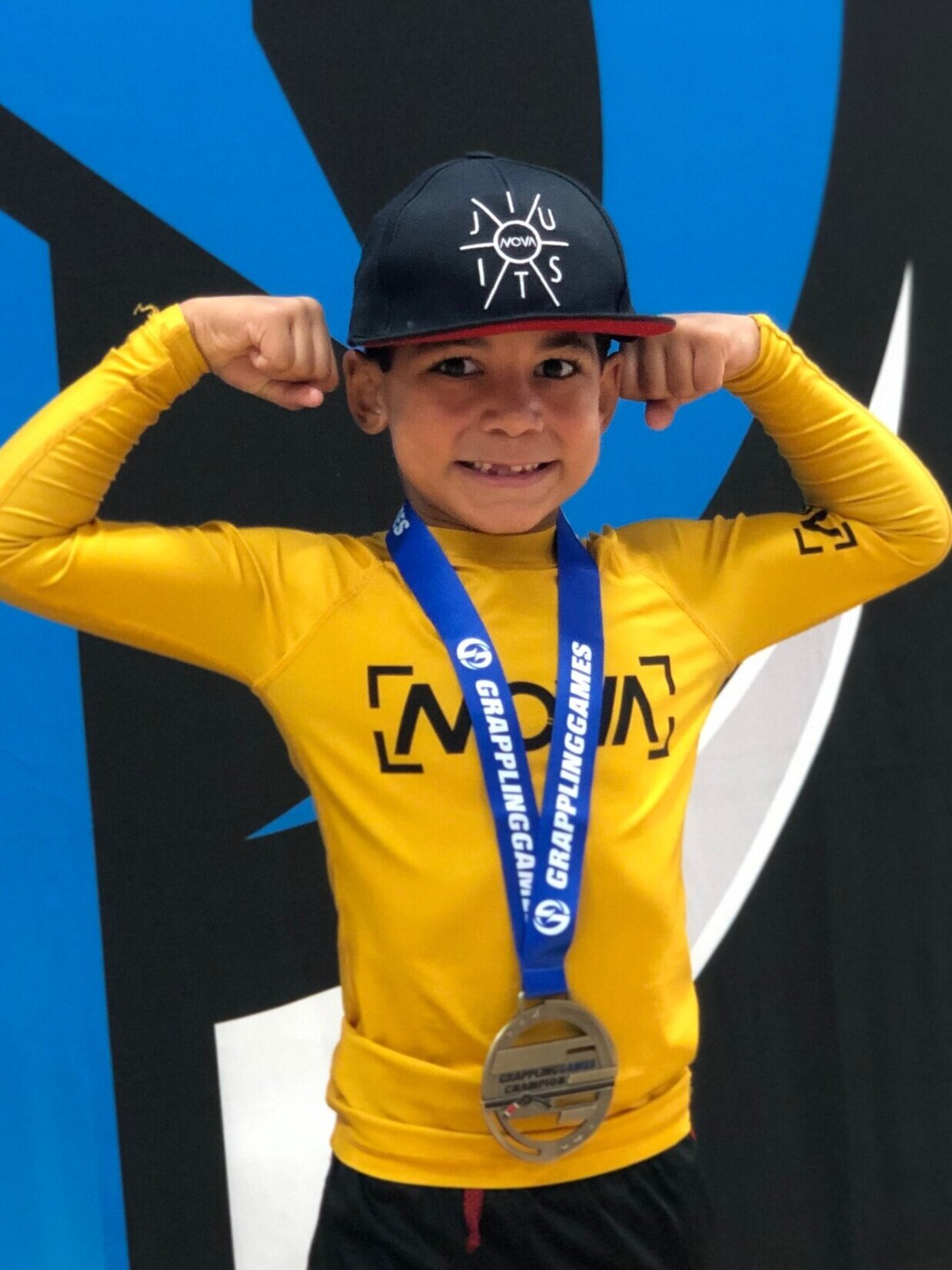 Kids+BJJ+Tournament+Winner+Nova+Gyms+Oak+Creek+WI+Milwaukee+Brazilian+Jiu+Jitsu