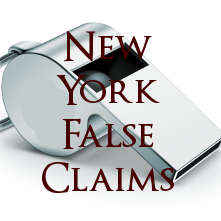 New York False Claims Act