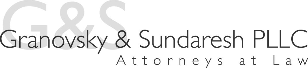 Granovsky & Sundaresh PLLC - experienced employment lawyers can help