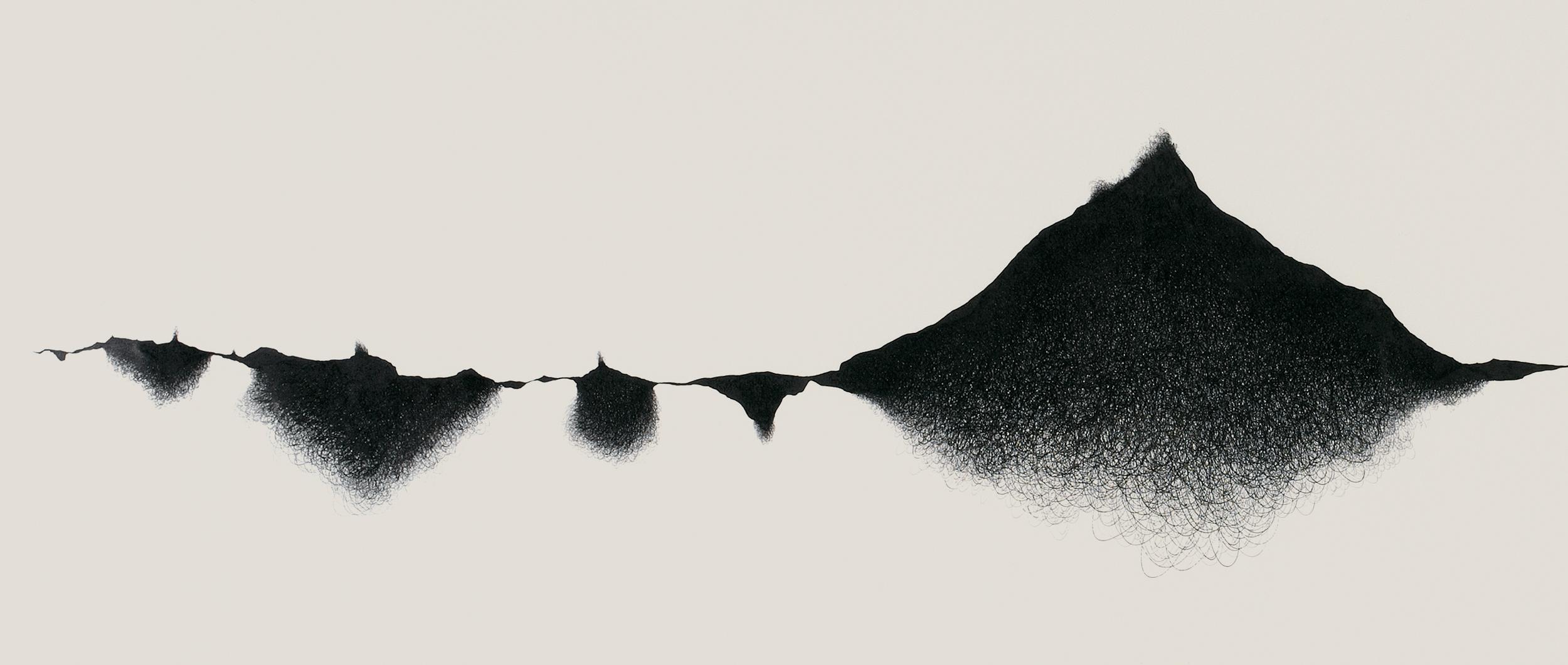 Peaks (detail)