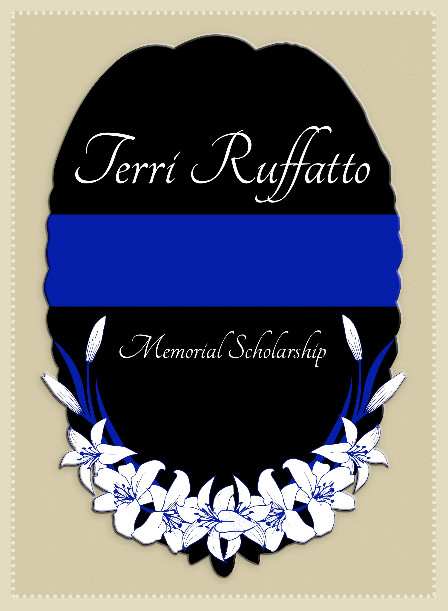 The Terri Ruffatto Memorial Scholarship awards scholarships to LCMS seminary students based on an express interest in practical theology in the area of chaplaincy. The scholarship funds cover   Christian Law Enforcement Chaplaincy Seminar   tuition and room & board to attend the seminar.