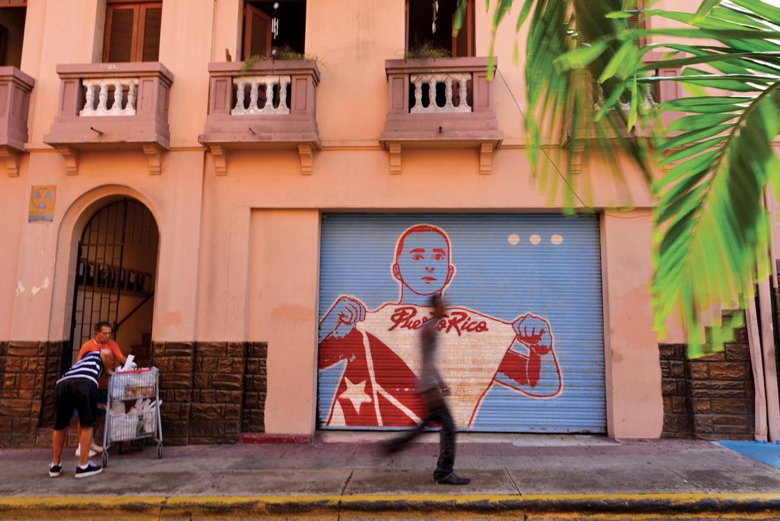 San Juan, Puerto Rico 2012
