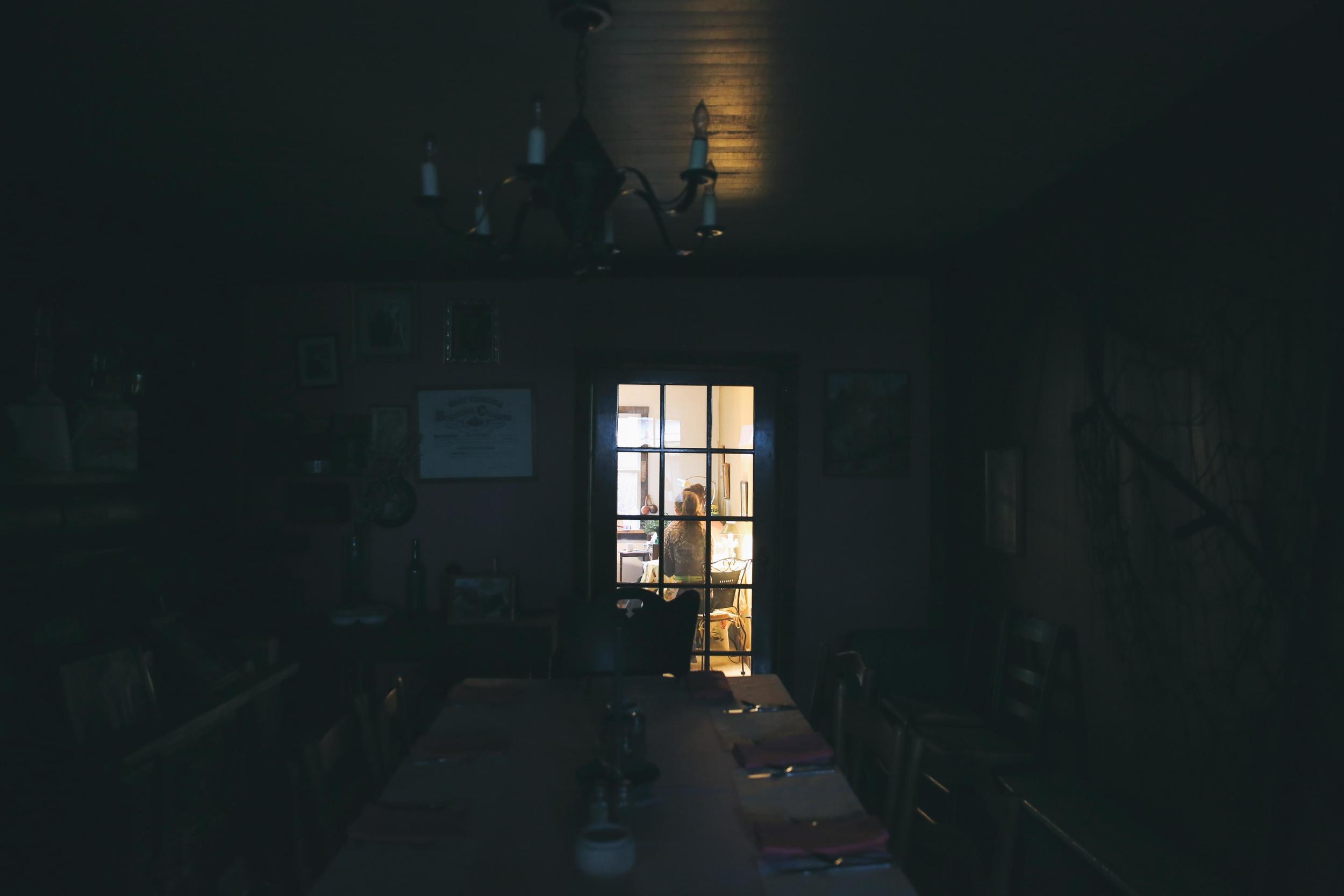 Hutte Restaurant in Helvetia, WV