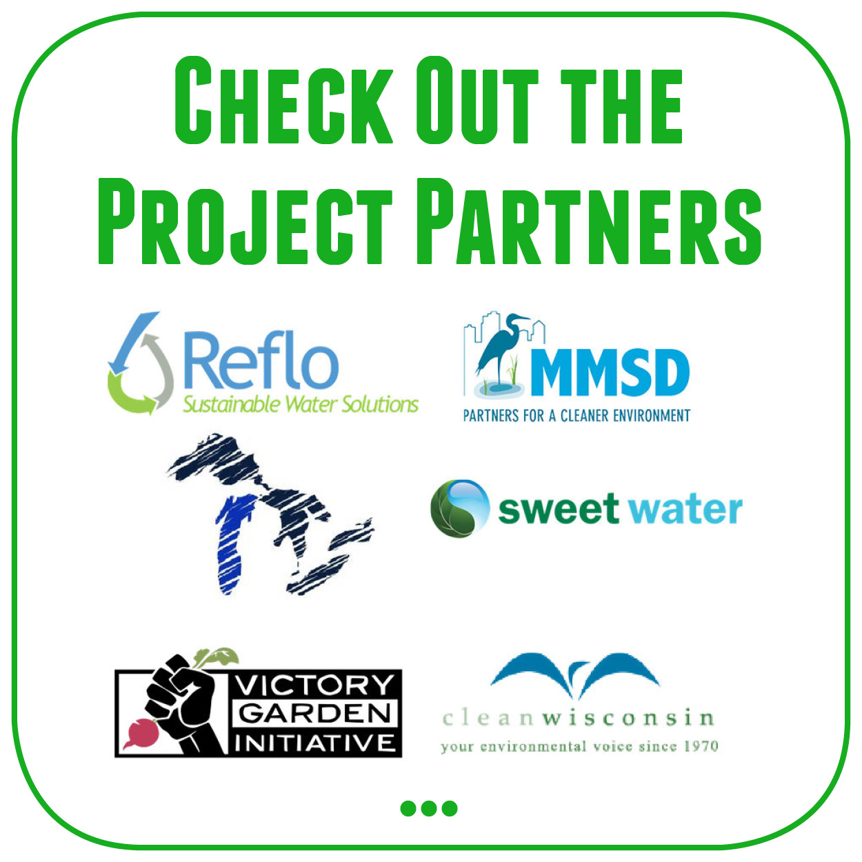 Become a project partner.