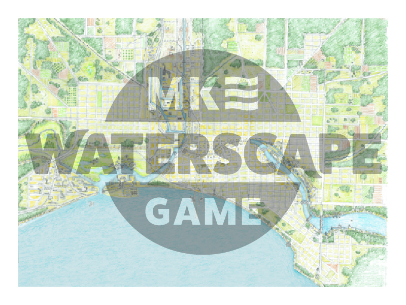 Explore how Milwaukee's waterscape evolved through time in our MKE Waterscape Game, a role-playing experience inspired by our city's real water history.