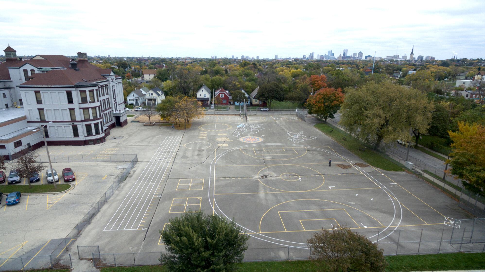 Playground in 2019