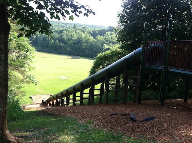 Norfolk slide