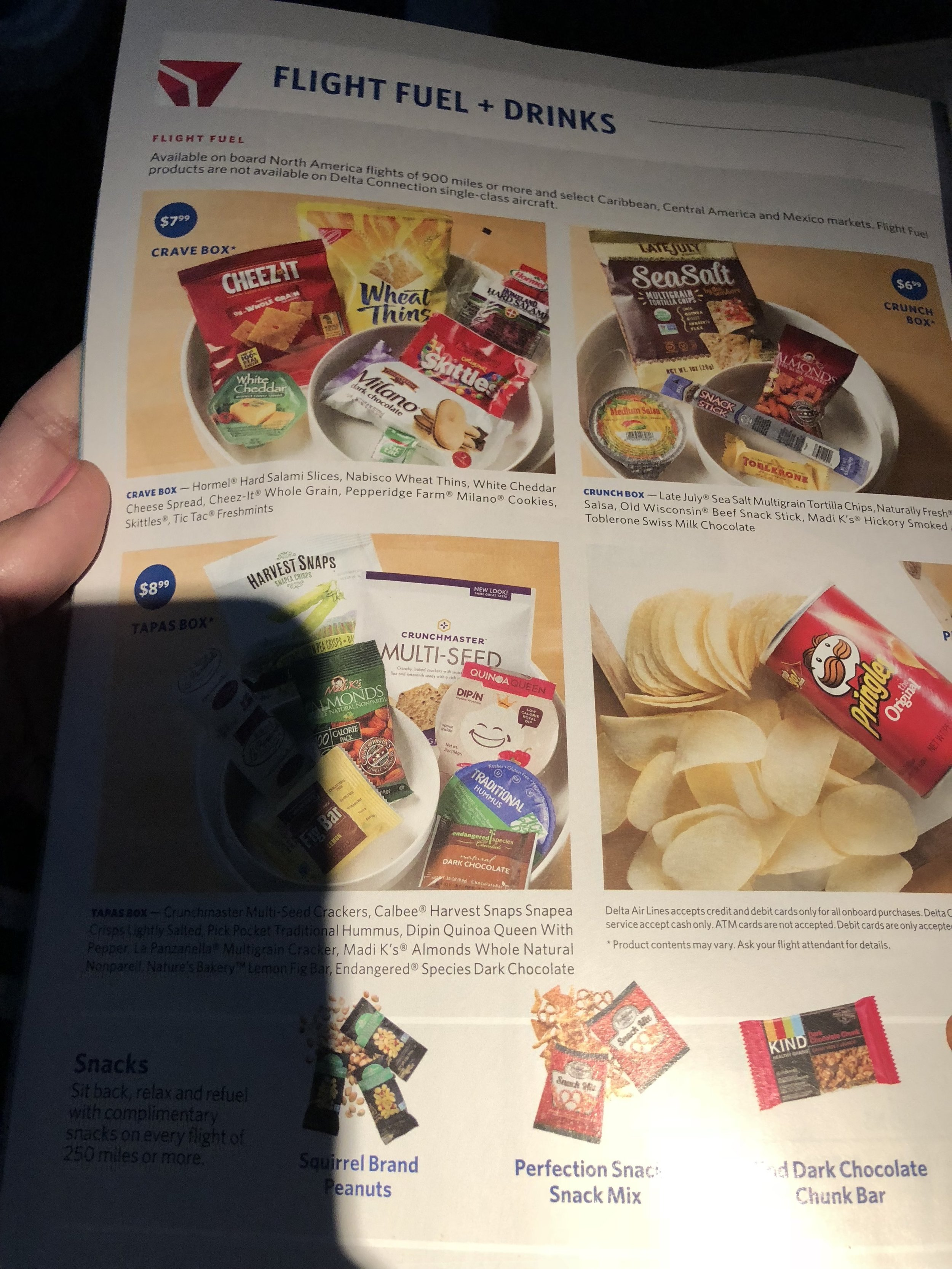 Airline Offerings Part 3