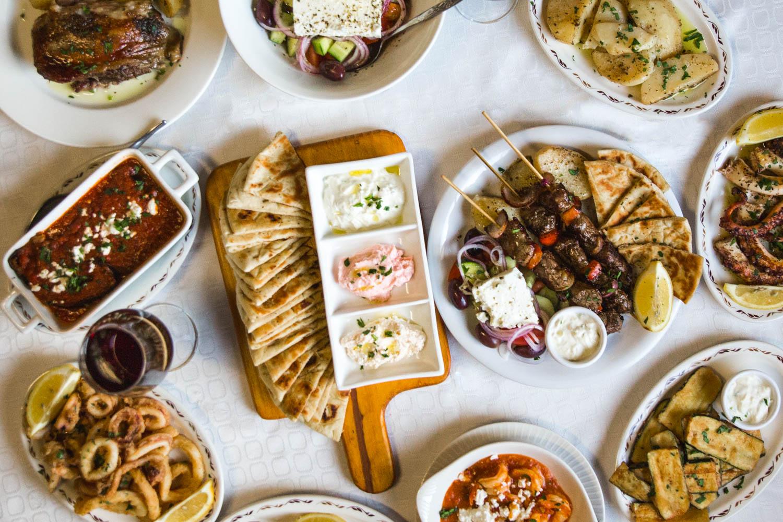 @ The Greek Taverna -Photo Crave New Media