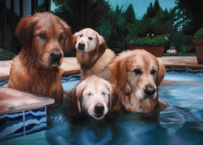 Pool Paws