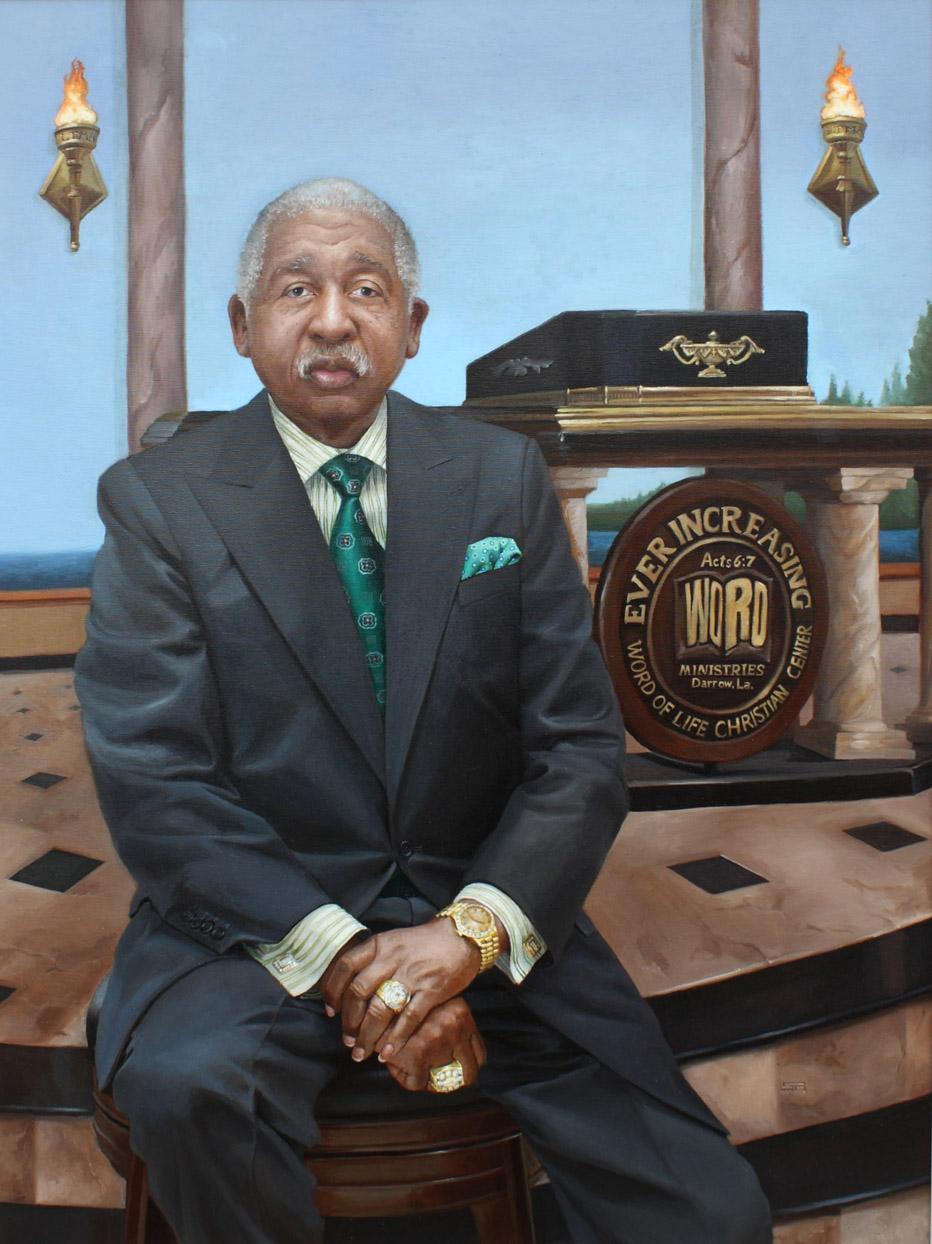 Apostle Leroy Thompson Sr.