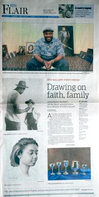 *NEW  Richmond Times Dispatch 2016