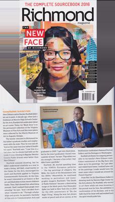 Richmond Magazine 2016