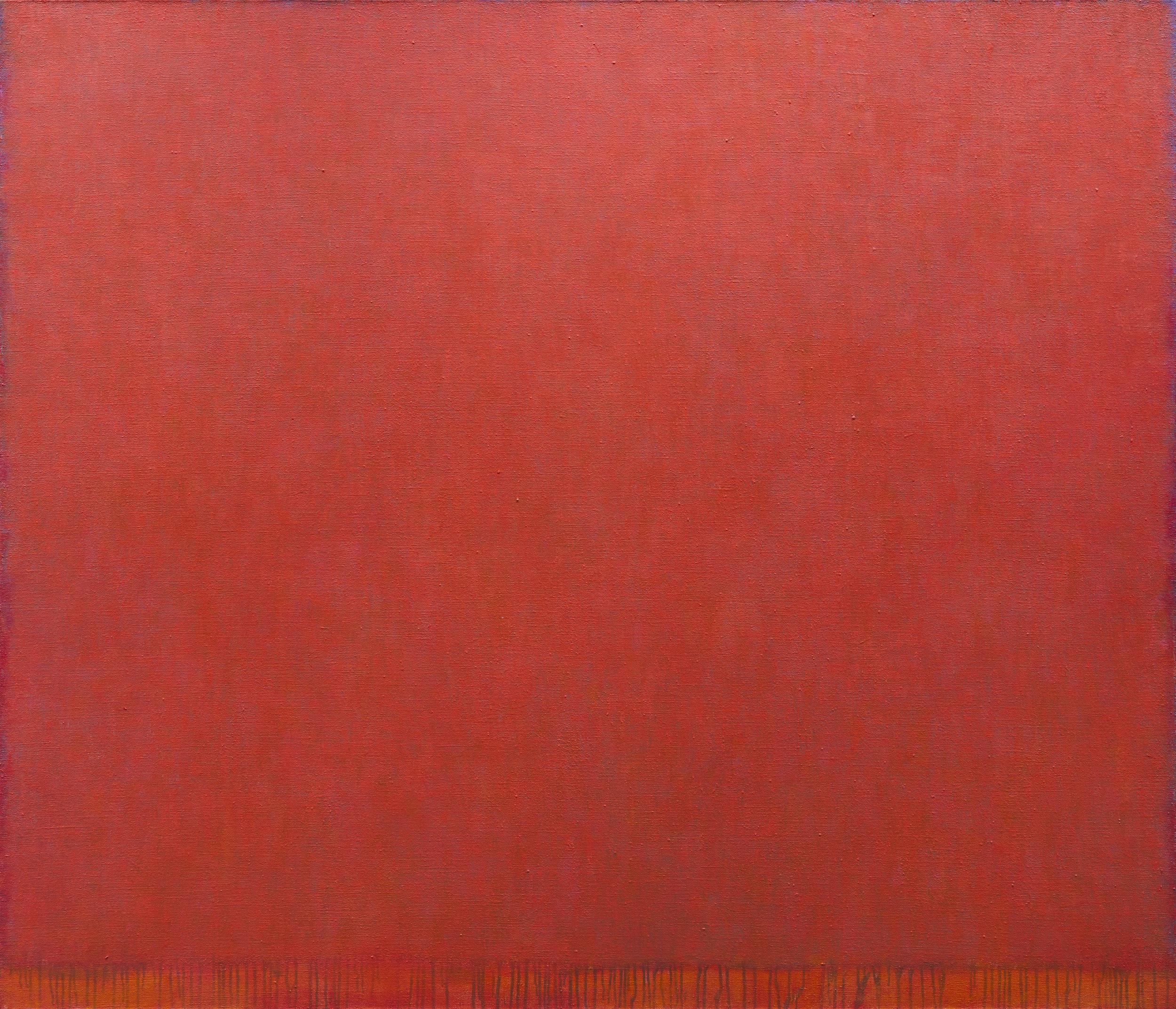Impermanence Painting IV for Frida 213 x 183 cms