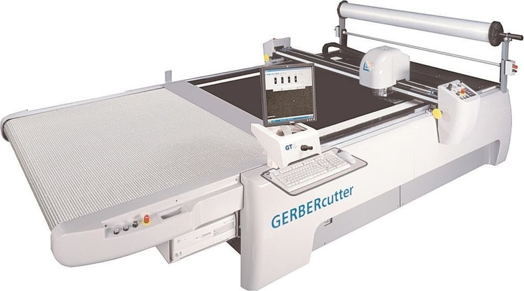 Gerber Textile Cutting Services
