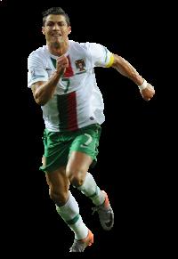 Cristiano Ronaldo Sprinting