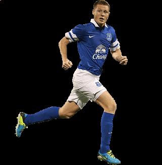 James McCarthy Everton Football Club