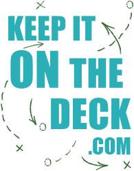 Keepitonthedeck Logo