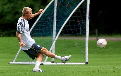 STORY 7: David Beckham.