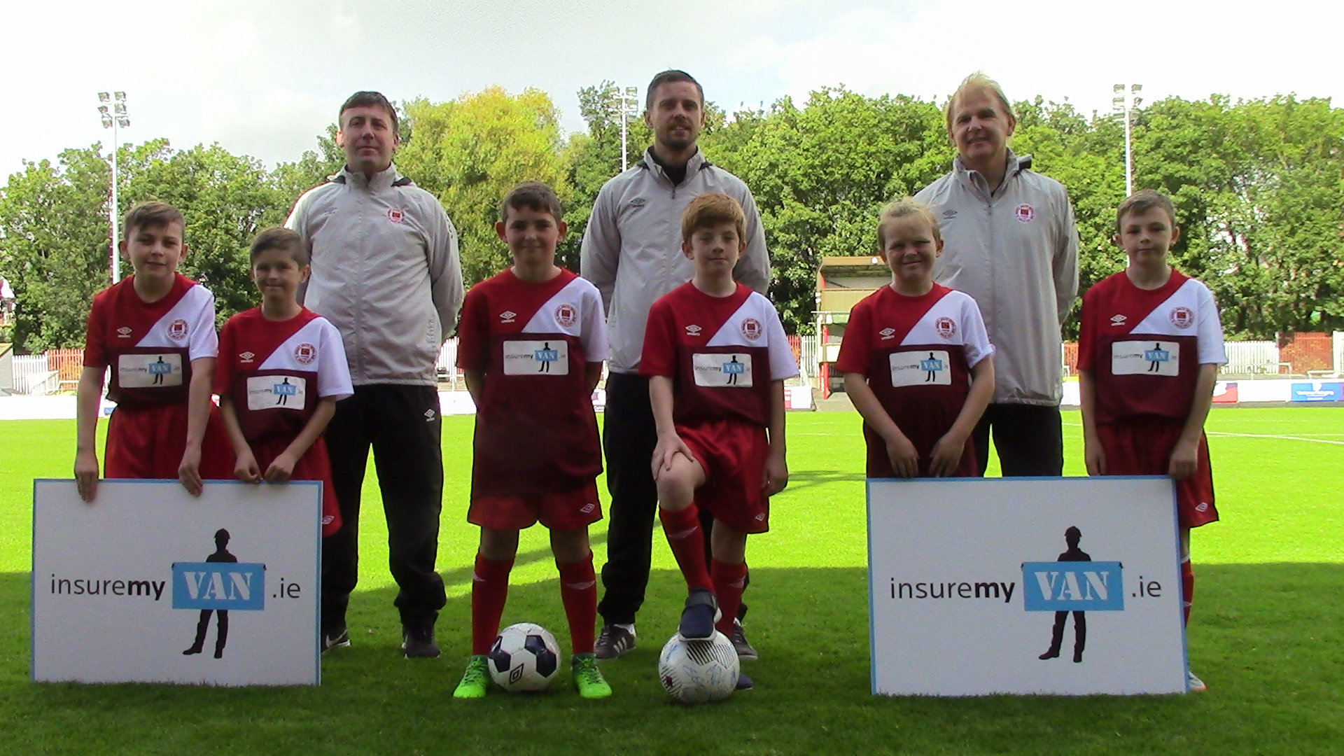 Emerging Talent Programme Launched at St Patricks Athletic