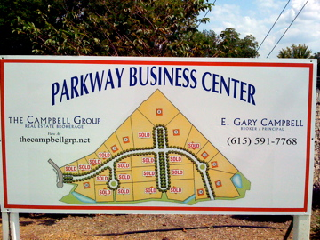 Large Format Commercial Signs