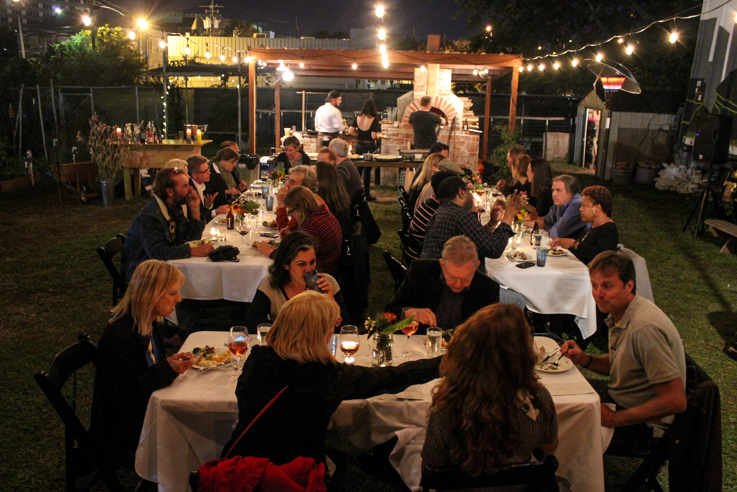 Paradigm Gardens New Orleans event rental venue space