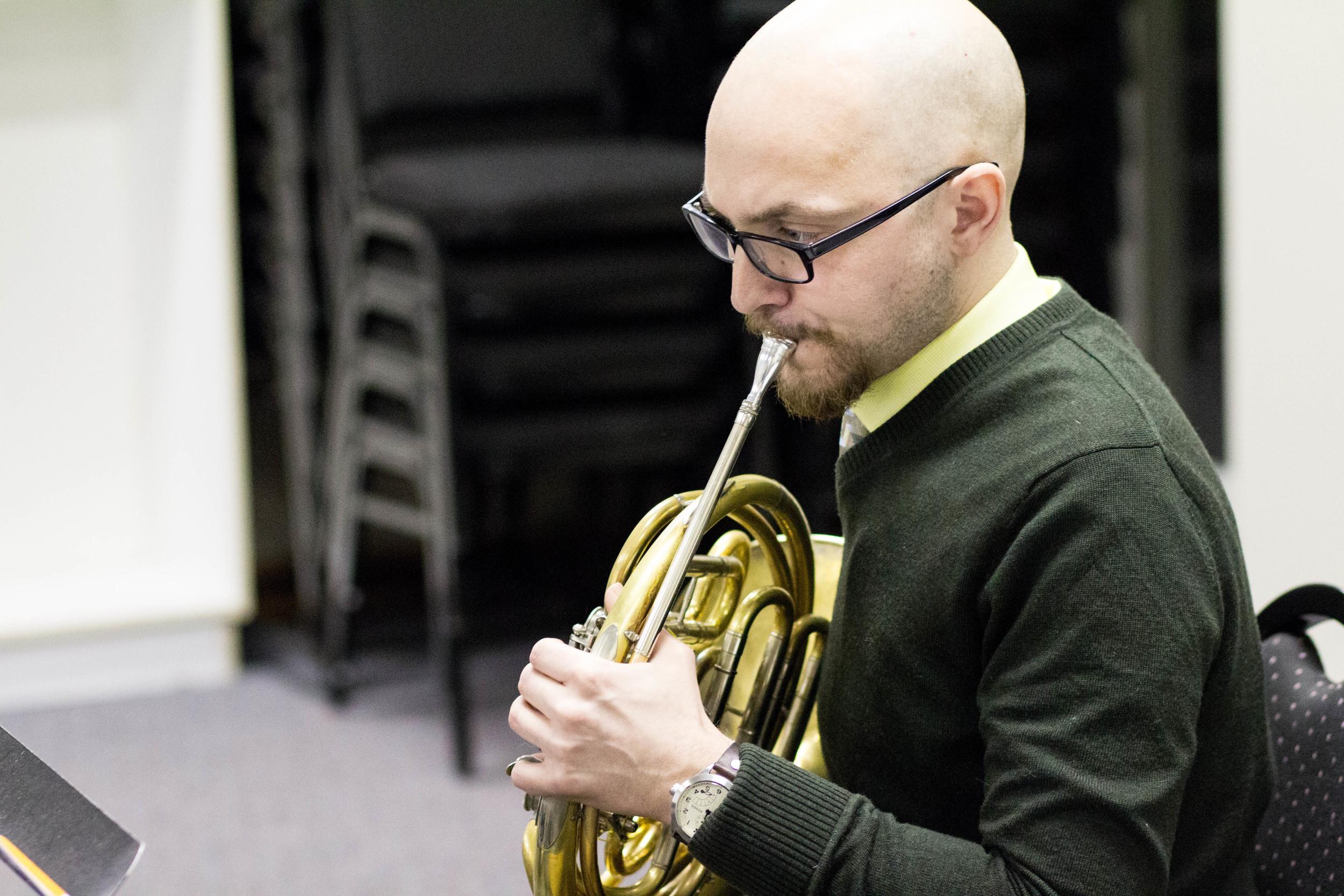 Copy of Curtis Vander Hyden (horn)