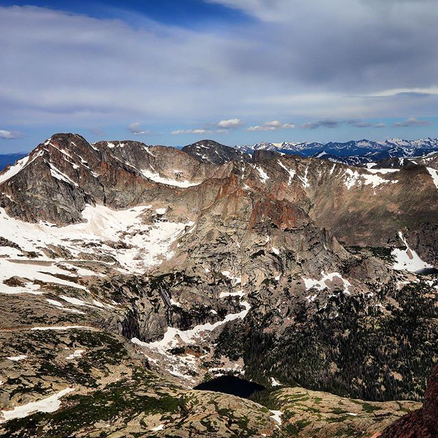 #longspeak #longspeaktrail #mountains #beautiful #hike #hiking #colorado