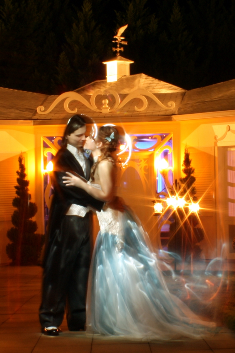 James and Athena (Wedding Night)