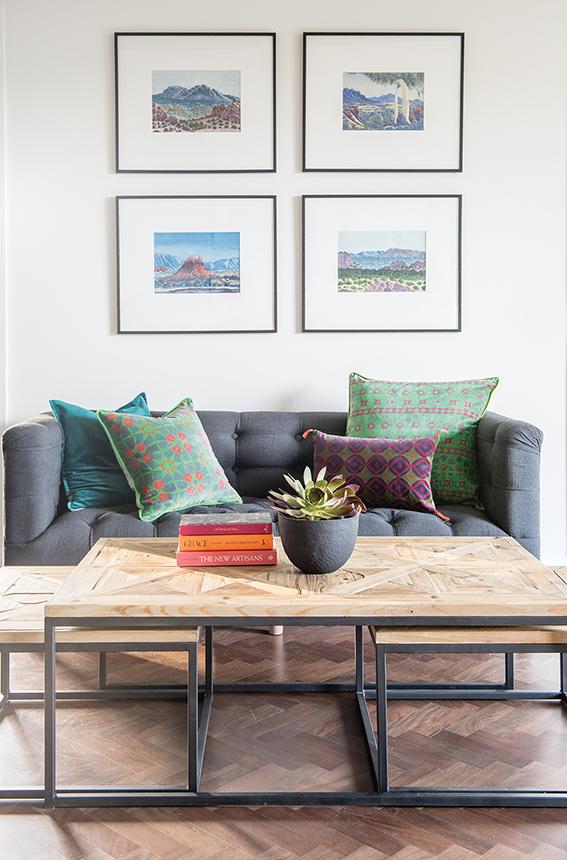 Lounge at Merricks House