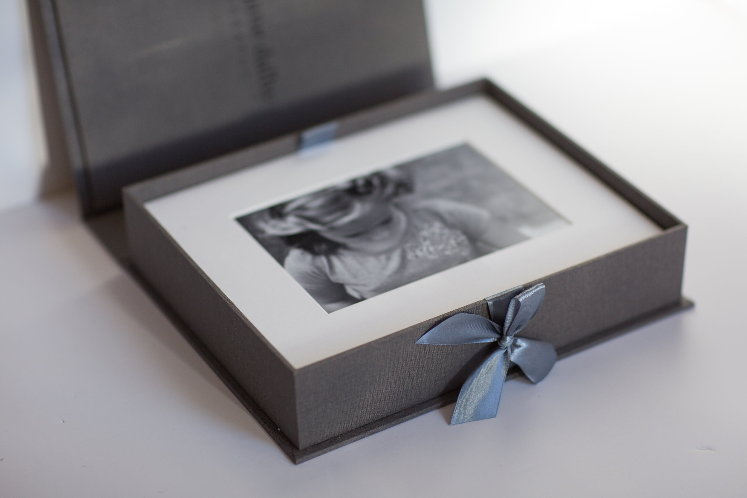 Copy of Copy of Beautiful Photography Print Box with Mounted Prints