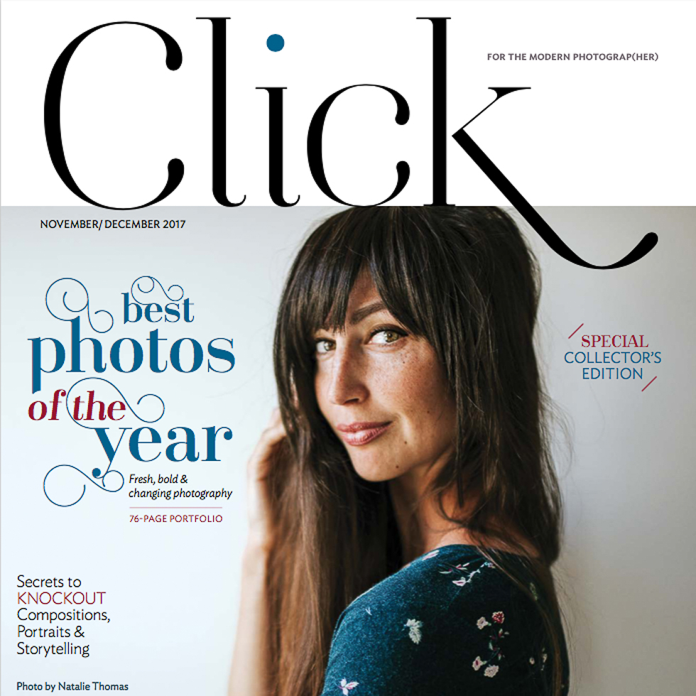 Click Magazine November / Decmber 2017