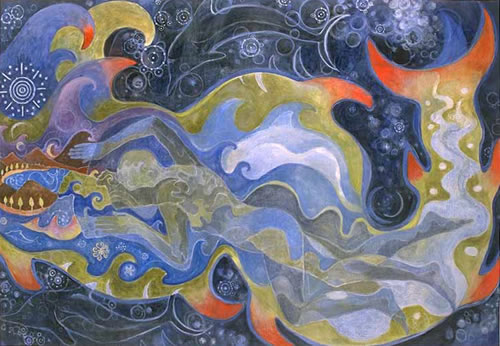Hierophany    (2000) Alison Berry.