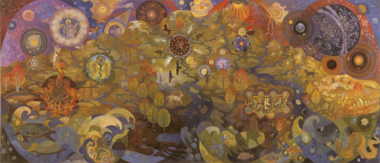 Terra Cognita  (2004). Alison Berry.