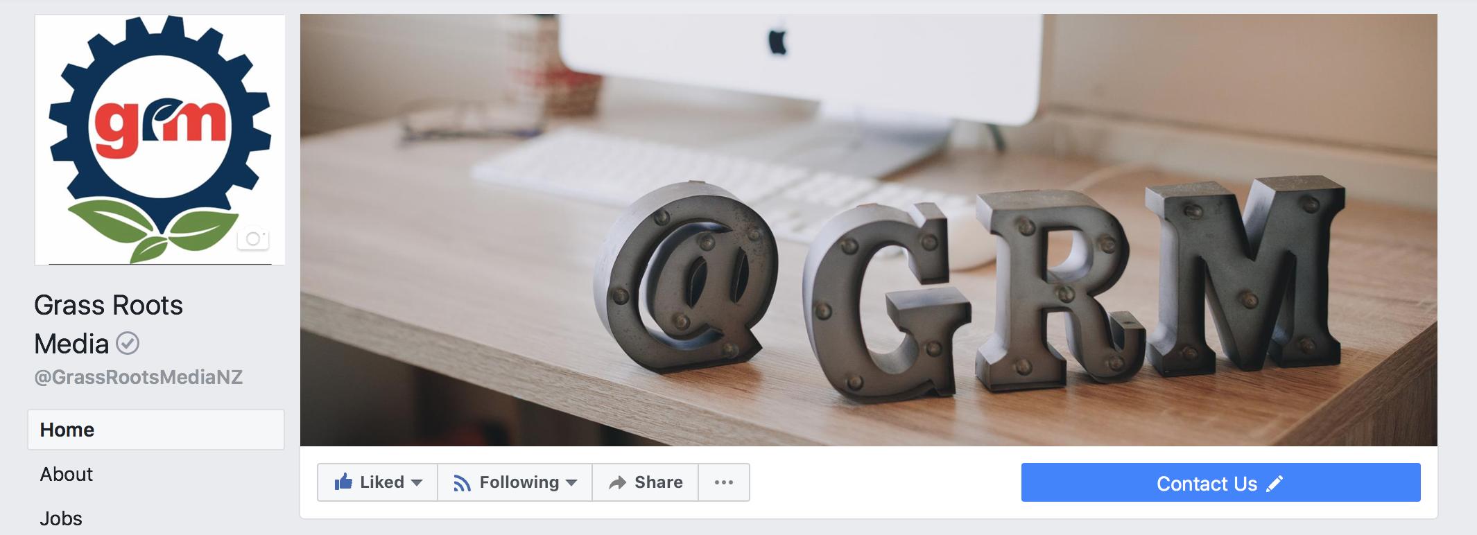 GRM Facebook