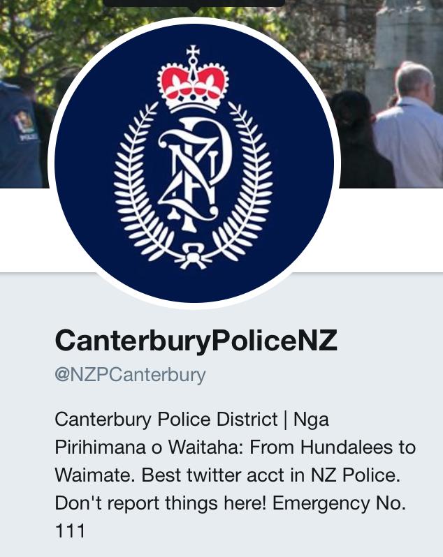 Canterbury Police