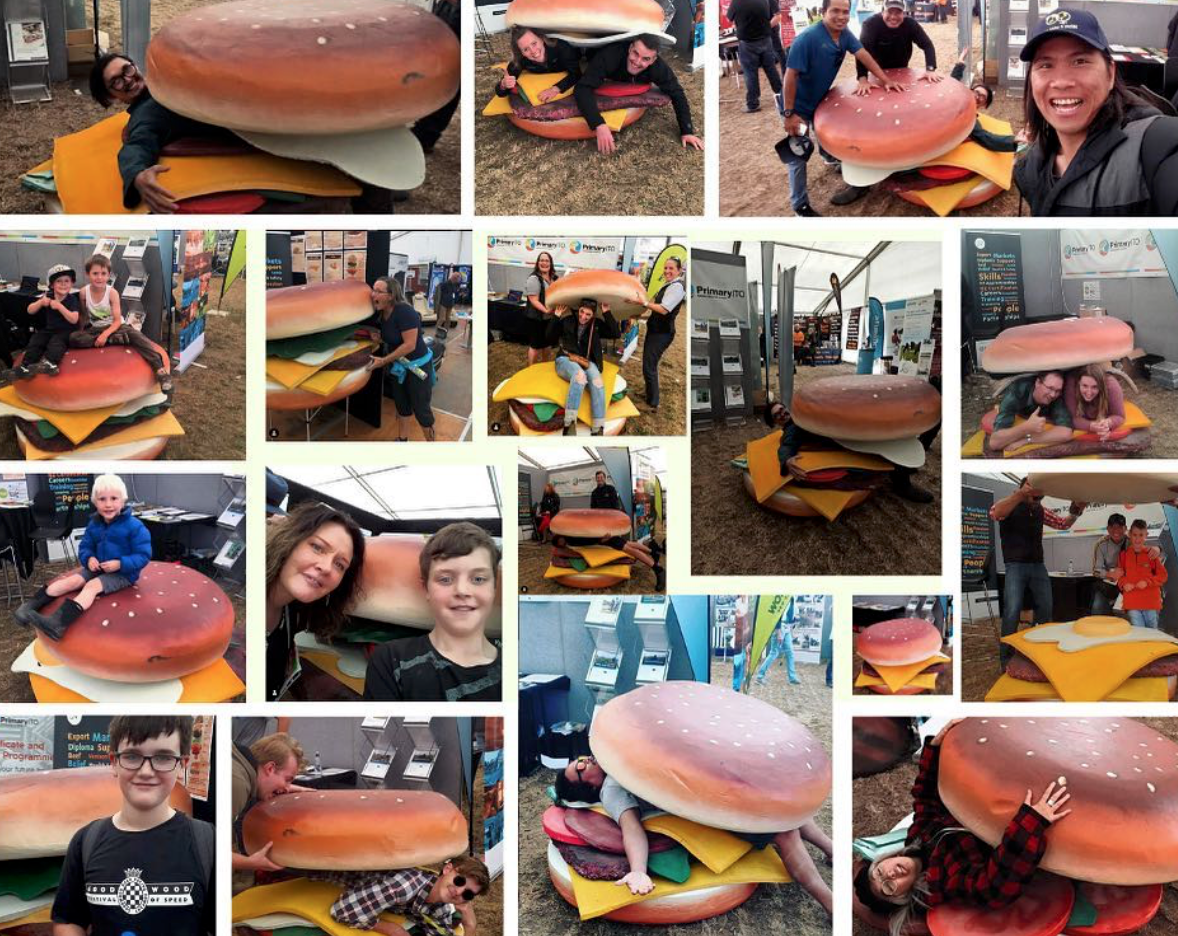 primary ITO Burger