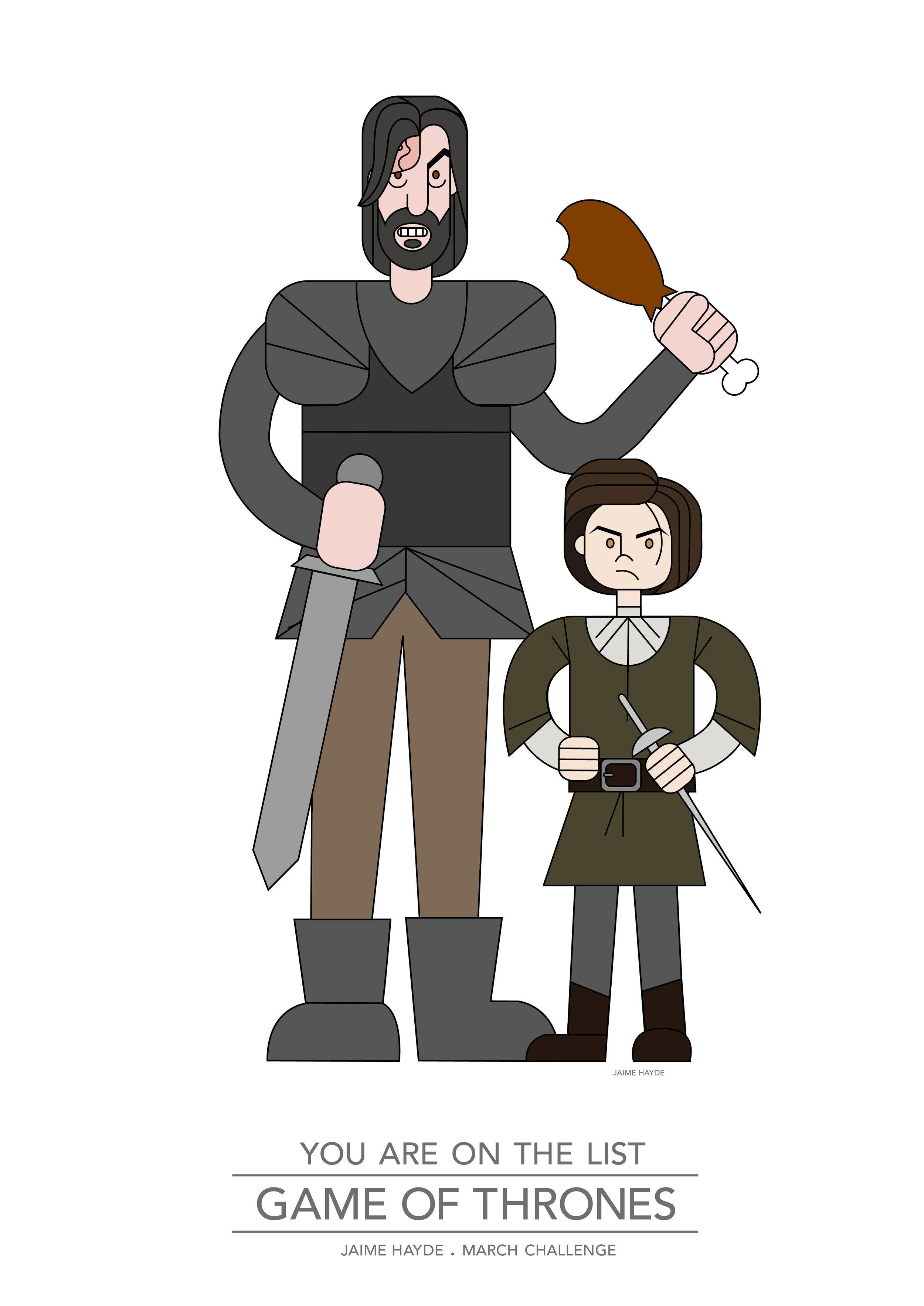 Game-of-thrones-Juego-de-tronos-illustration-poster-Arya stark.jpg