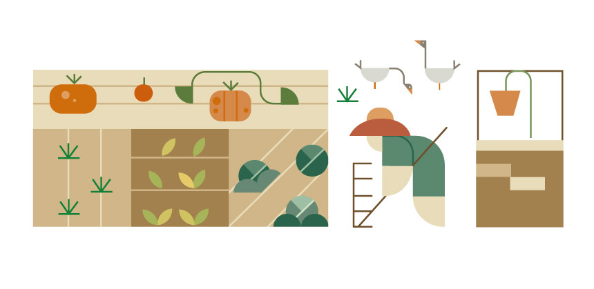 farmer, vocabulary, farm, flat design.jpg