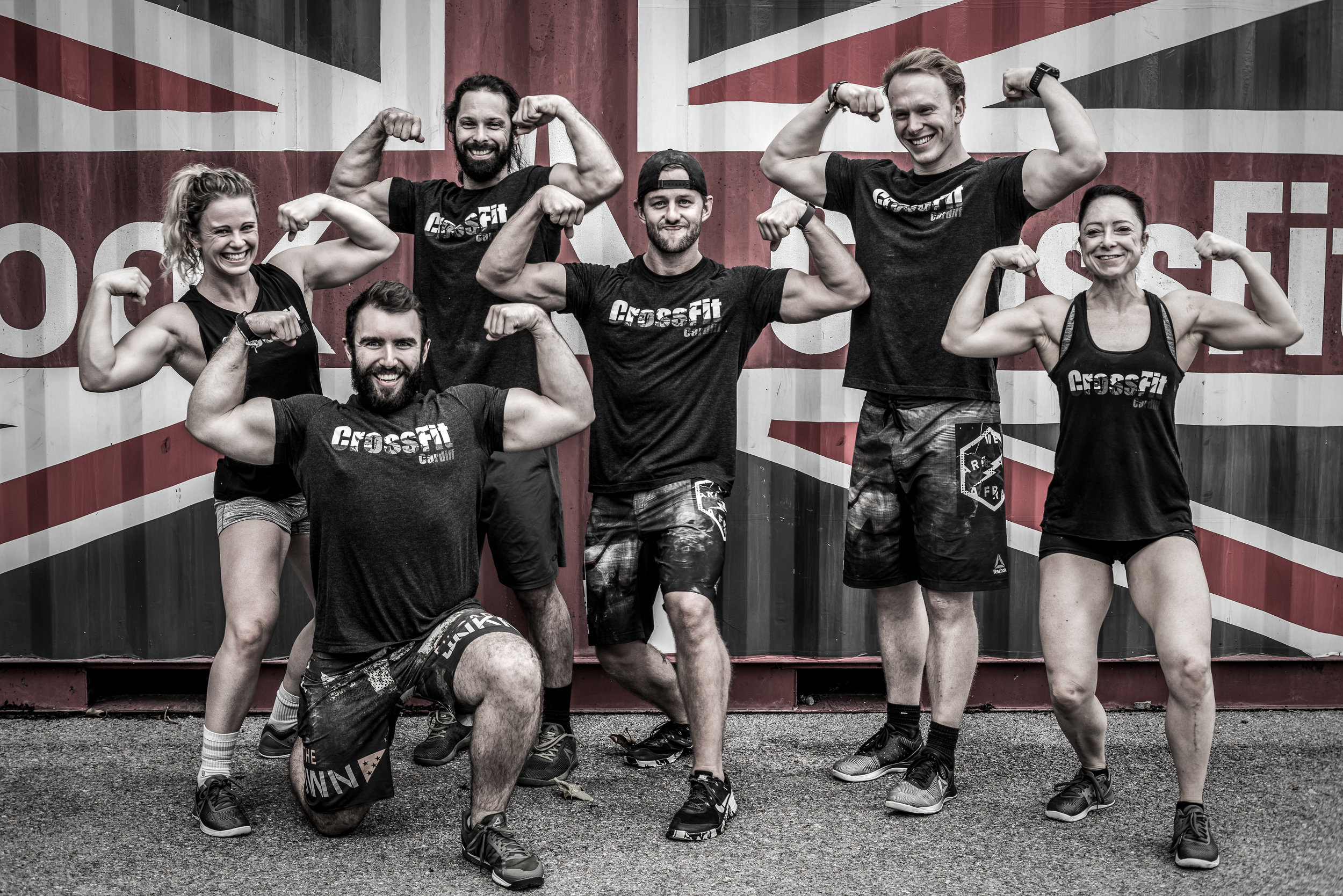 venganza creativo Dime  Reebok CrossFit Cardiff