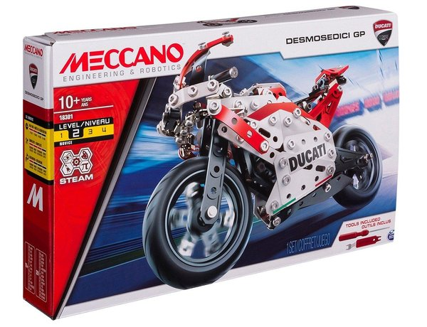 If only they had the Ducati Desmosedici when I was a kid!