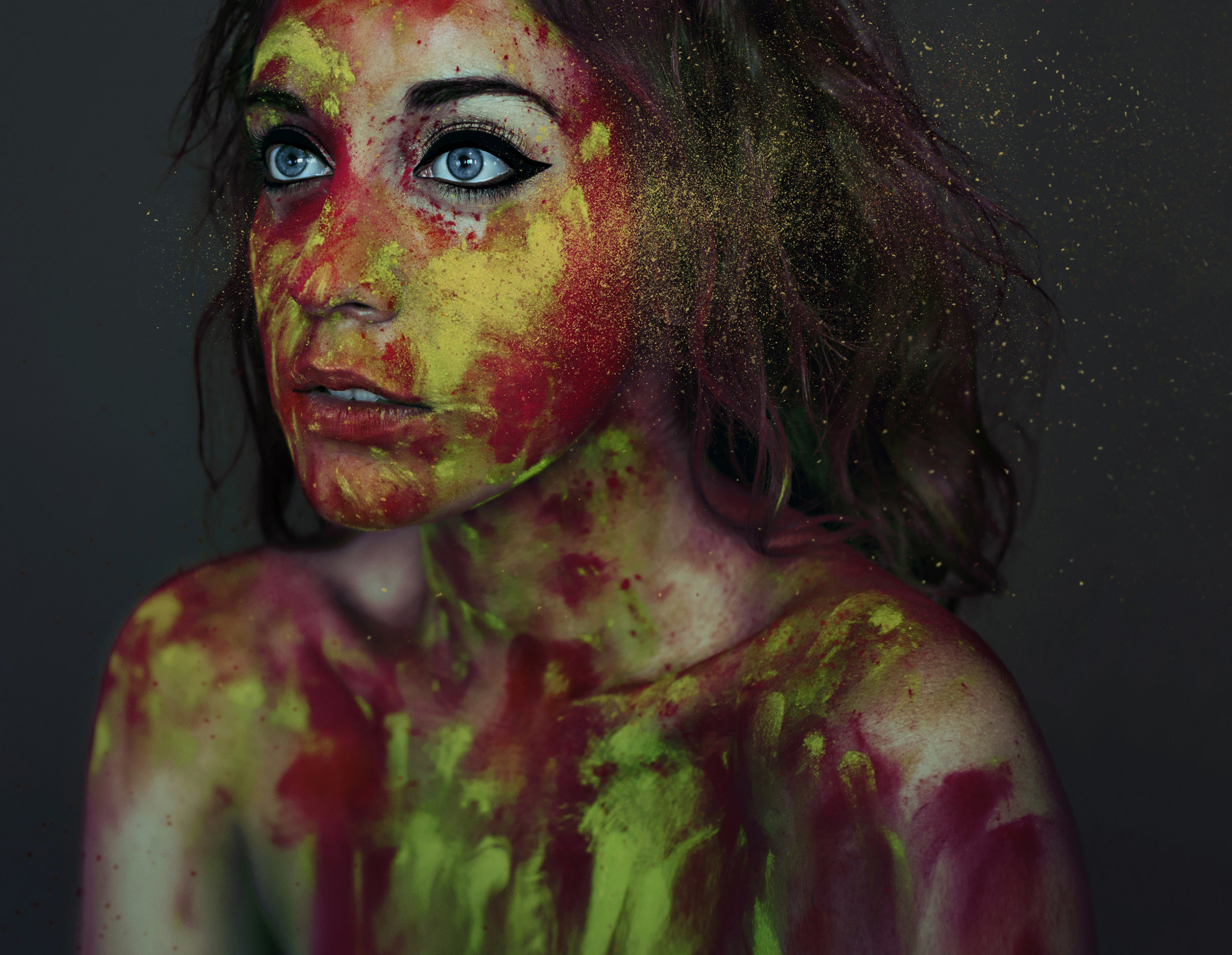 COLOR DUST I