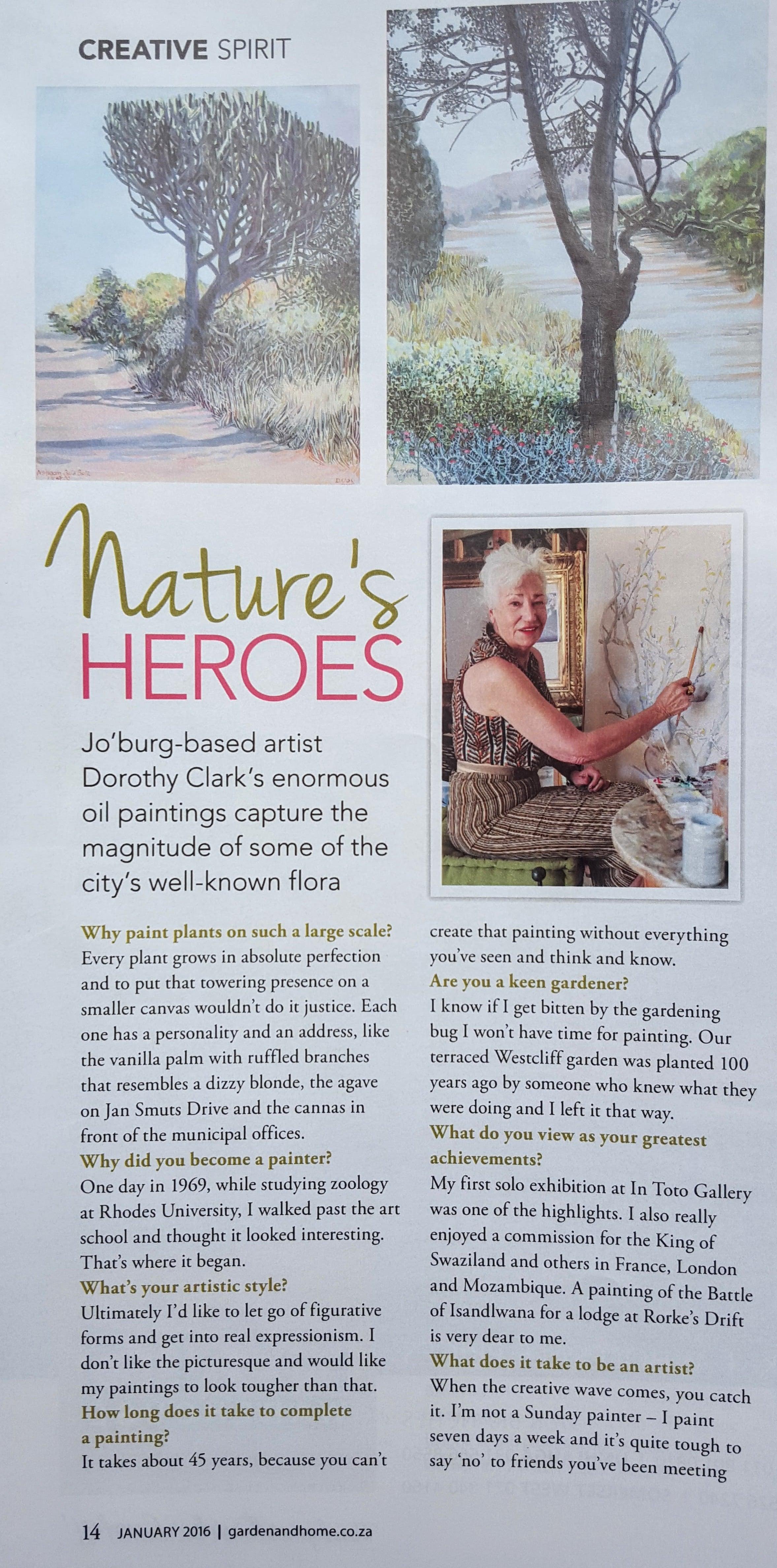 Garden and Home_Dorothy Clark_Belinda Fourie