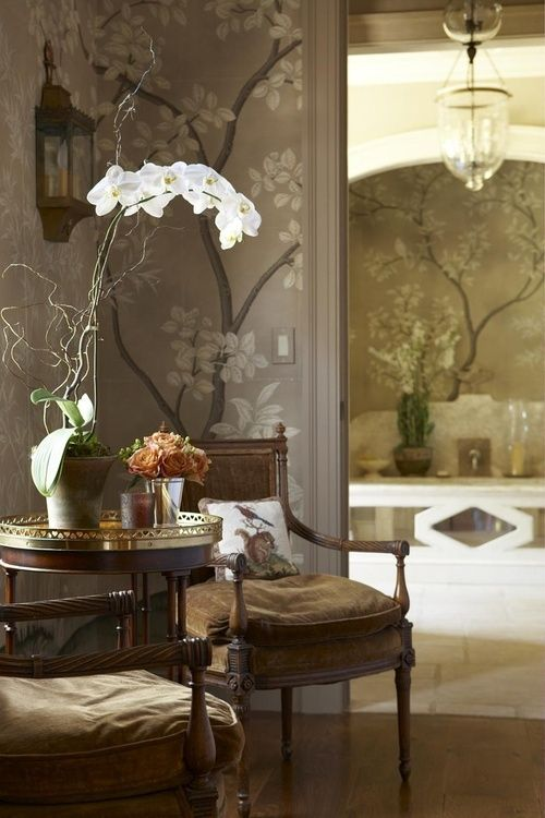 Classic, Japanese, Floral. Beautiful.
